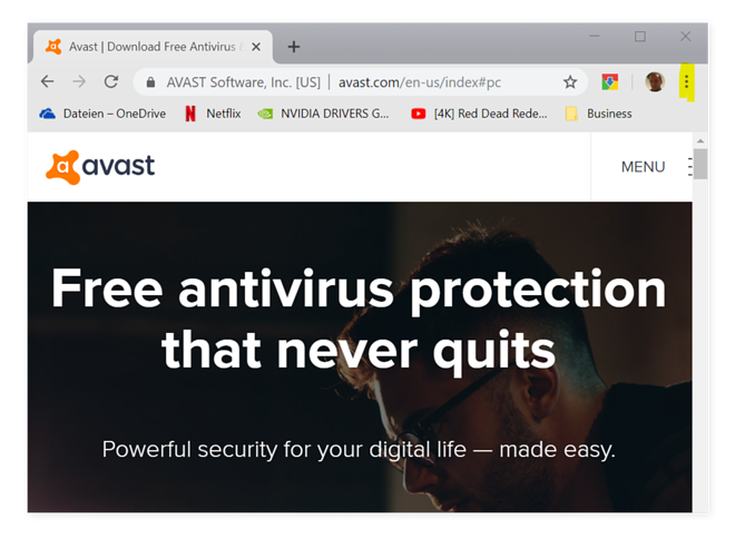 Avast Download Free Antivirus
