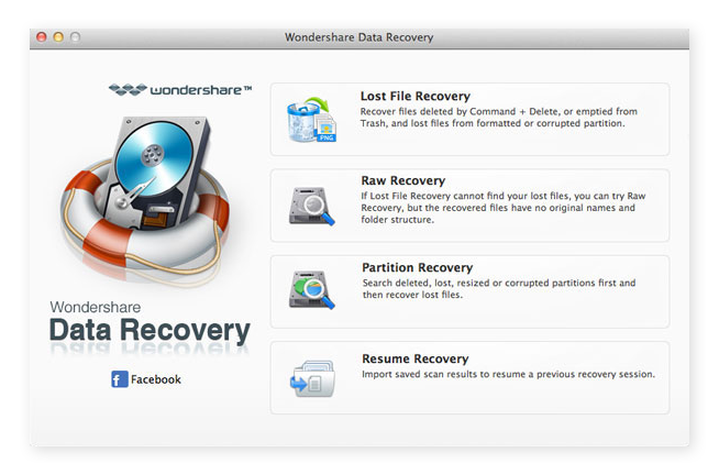 Wondershare Data Recovery for Mac could help you get back files corrupted or deleted by ransomware.