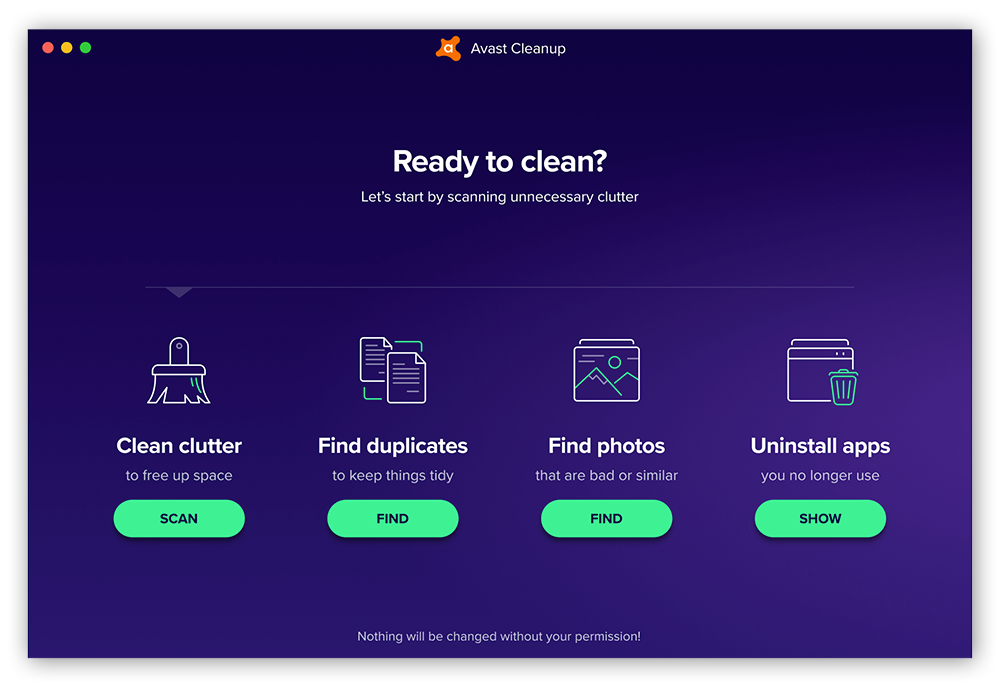 Avast Cleanup for Mac is the best cleaning software for Mac. Clean up and speed up your Mac today.