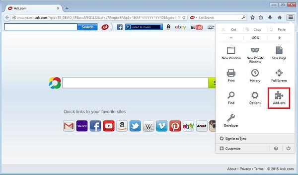 Toolbar Add-ons