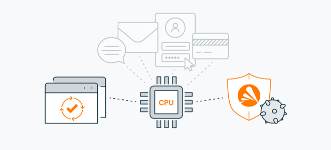 Protect yourself against vulnerabilities by keeping all of your devices, systems, and browsers updated and using robust antivirus software.