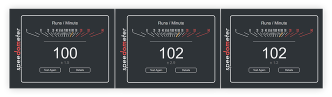 Testing Opera in Speedometer 2.0 by BrowserBench