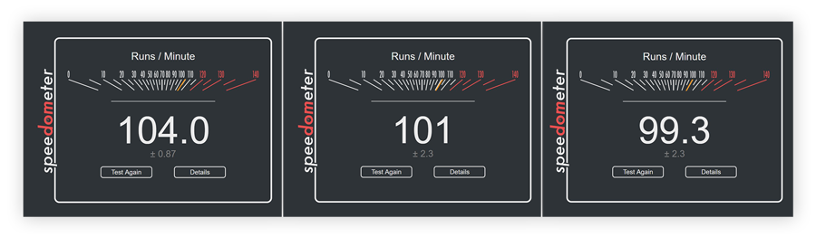 Testing Brave with Speedometer 2.0 by BrowserBench